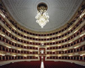 Teatro Alla Scala Milan Opera House