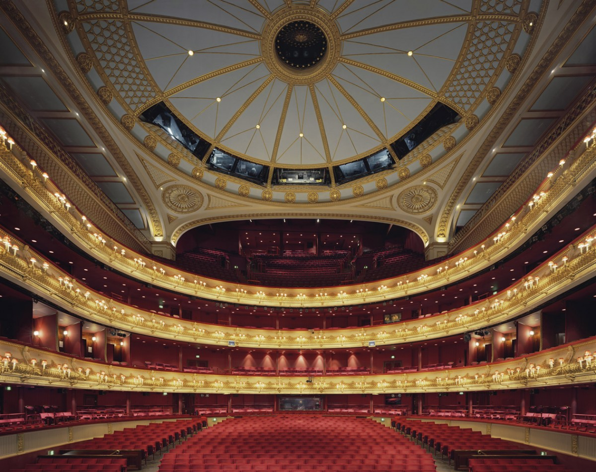 The Royal Opera House, London – England