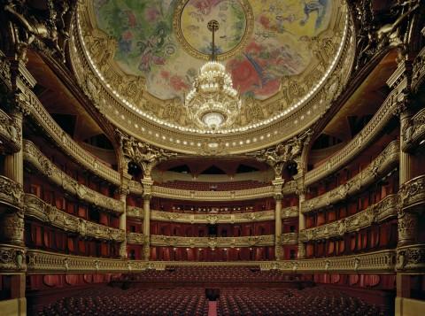 Palais Garnier. Paris Opéra