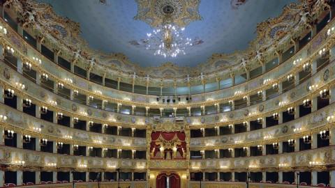 Teatro La Fenice – Venice, Italy