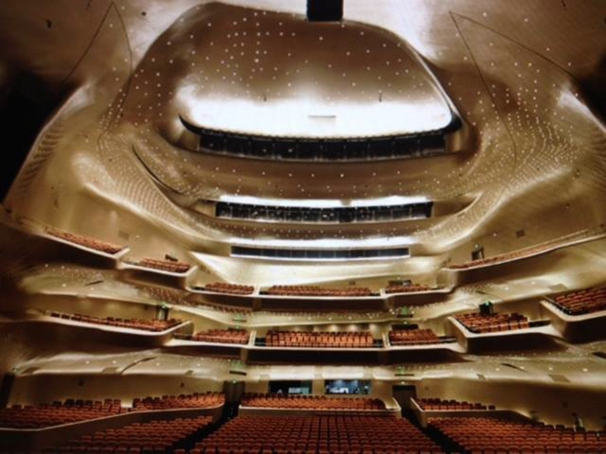 National Centre for the Performing Arts (NCPA) Beijing – China