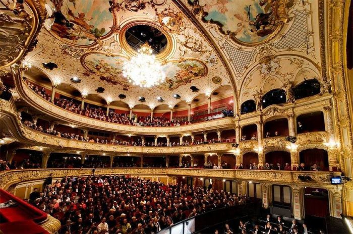 Opera House, Zurich — Switzerland