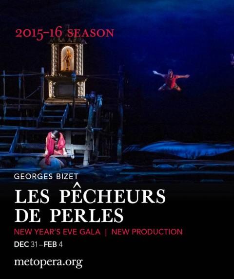 Bizet's Les Pêcheurs de Perles