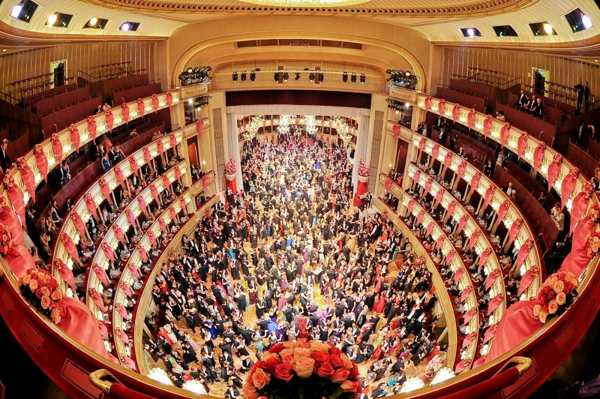 Vienna State Opera, Vienna – Austria