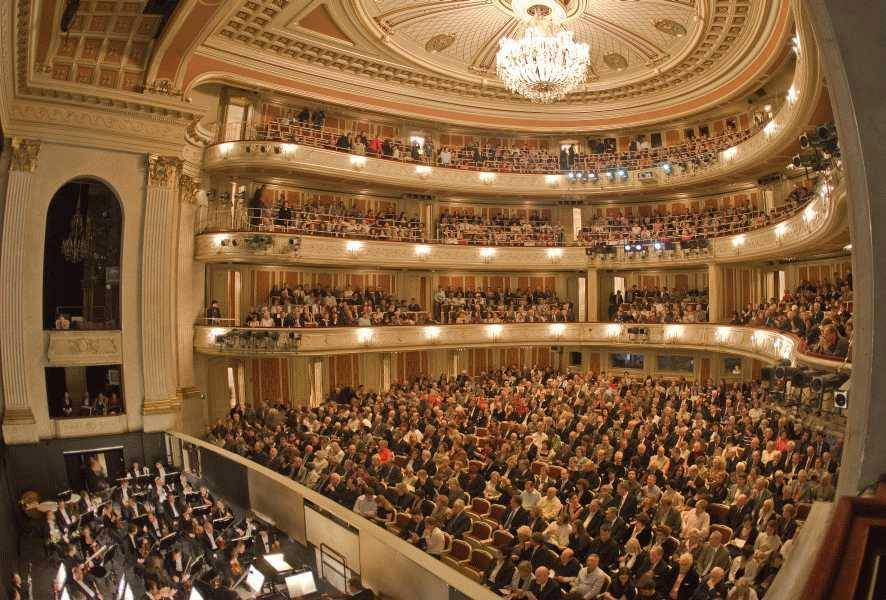 Berlin State Opera House Berlin Germany Meet Me At