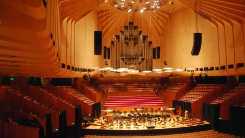 Sydney Opera House, Sydney, New South Wales — Australia