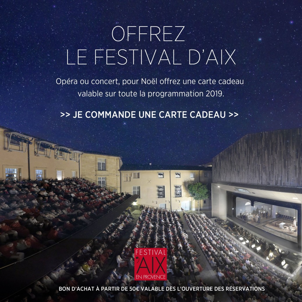 Festival International d'Art Lyrique d'Aix-en-Provence, France