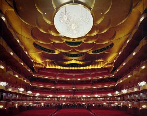 Metropolitan Opera House #1 World Opera Stage