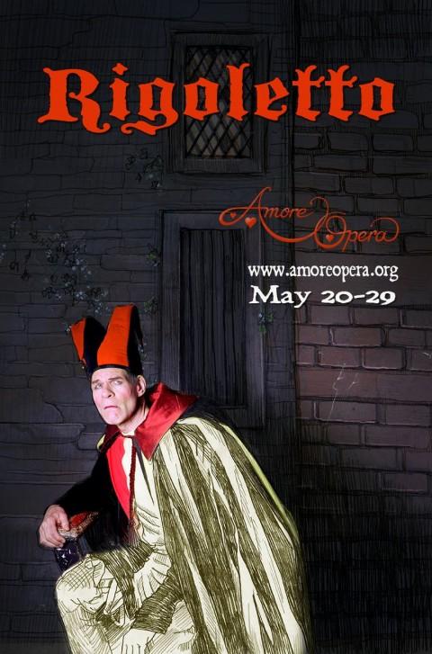 RIGOLETTO. Amore Opera. New York.