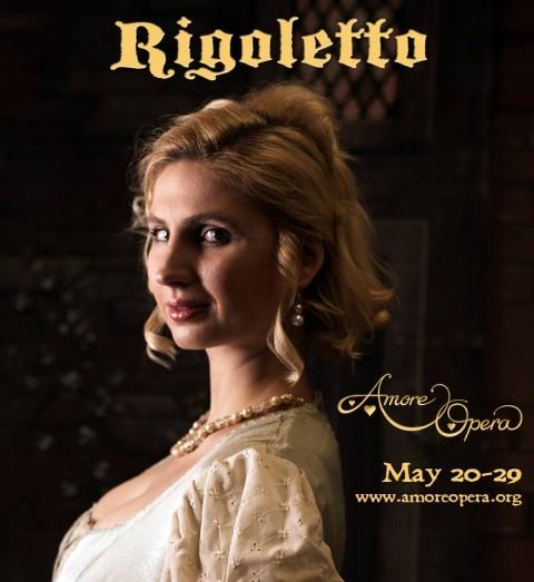 Amore Opera. Rigoletto.