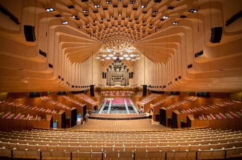 Sydney Opera House.360° experience.