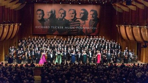 Richard Tucker Music Foundation Gala 2016