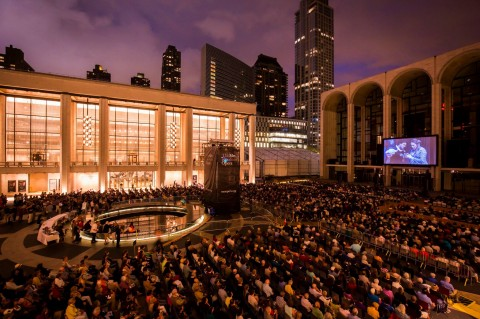 Met Opera Summer HD Festival August 24 – Labor Day