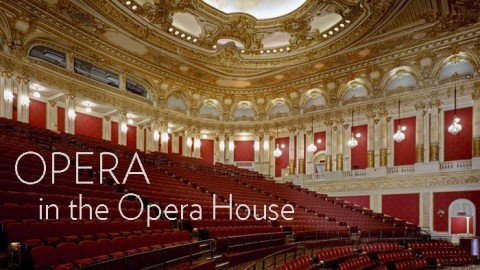 The Boston Opera House.