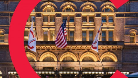 Carnegie Hall's Opening Night Gala.