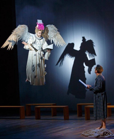Tony Kushner ANGELS IN AMERICA