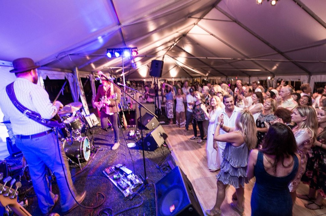 2018 Gala Montauk Playhouse August 4