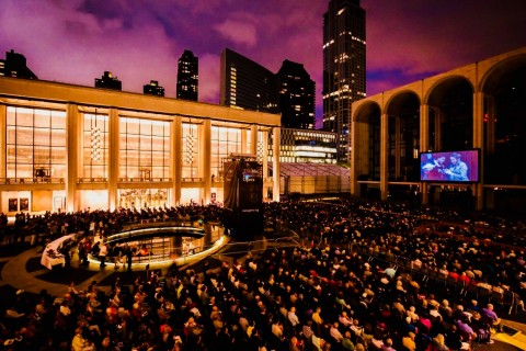 MET OPERA Free Recital Series Summer 2019 New York Parks