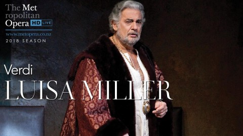 "PBS presents Met Opera ""Luisa Miller"" Sunday August 12"