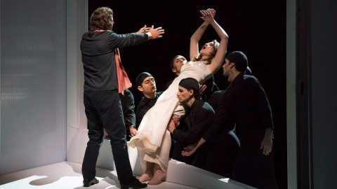 PBS: Orphée et Eurydice Chicago Opera  January 18th 9pm
