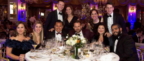 WINTER BALL Outstanding Volunteer Awards NYC February 23