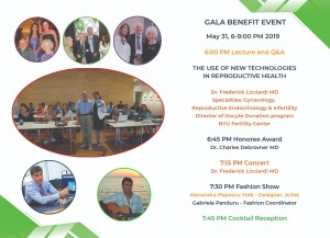 Gala Benefit Global Bioethics Initiative May 31 New York