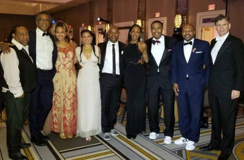 Arthur Ashe Institute's Black Tie & Sneakers Gala 2019