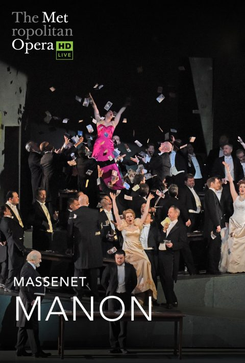 "PBS Free Broadcast Met Opera ""Manon"" Sunday, January 5 at 12 p.m. on PBS"