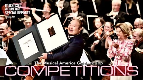 The Musical America 2020 Guide to Top 90 Competitions