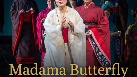 Free Broadcast PBS Madama Butterfly Met Opera February 2 at 12pm