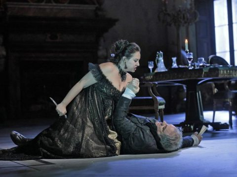 Staying in tonight? Free streaming Puccini TOSCA. Choose Your Own Tosca & Mario.