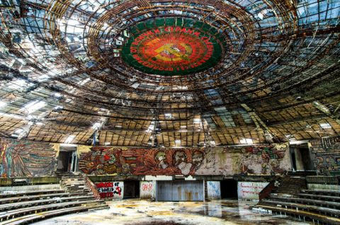 For True Philanthropists: Would You Like to Adopt Abandoned Theaters?