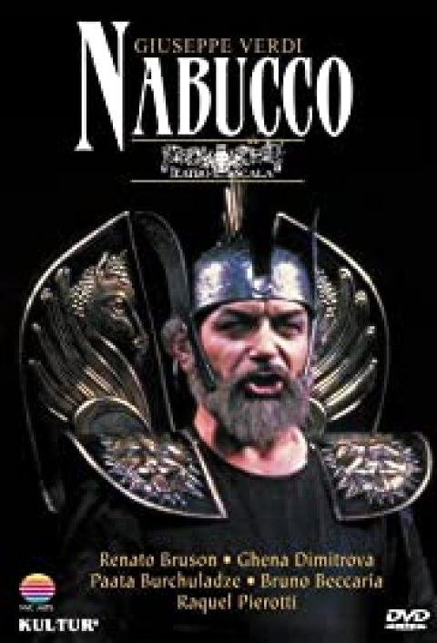 Free Streaming: Verdi Nabucco Teatro alla Scala