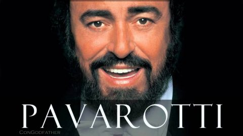 Staying home today? Enjoy Free Streaming Verdi AIDA San Francisco Opera with Brilliant Luciano Pavarotti