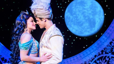 FREE Stream Aladdin Disney Broadway Musical