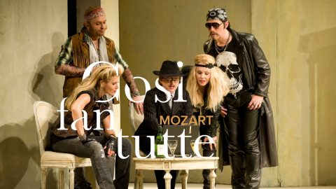 FREE Stream Mozart Così fan tutte The Royal Opera