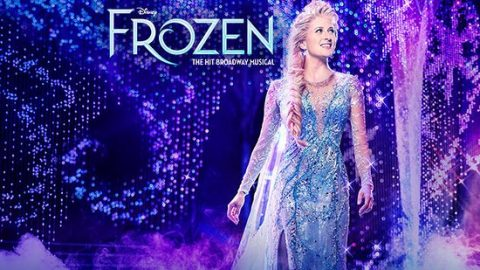 FREE Live Stream Broadway Musical Frozen