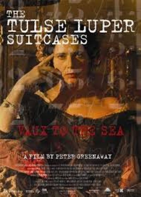 FREE Stream PETER GREENAWAY Movie The Tulse Luper Suitcases