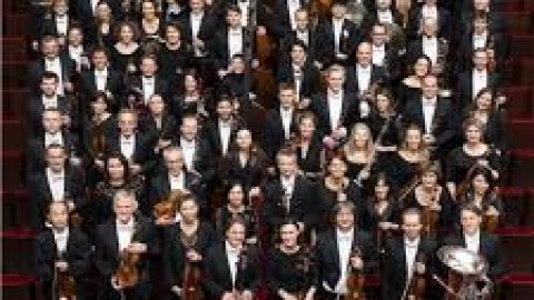 FREE Music Stream Berlin Concertgebouworkest  The Nutcracker Tchaikovsky Concert