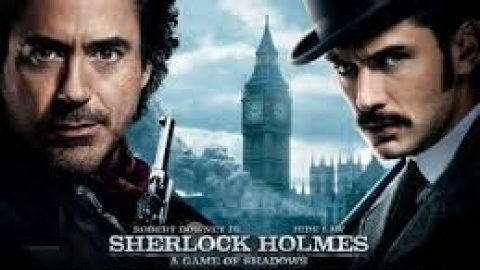 FREE Stream Broadway Sherlock Holmes & The Curse Of Moriarty