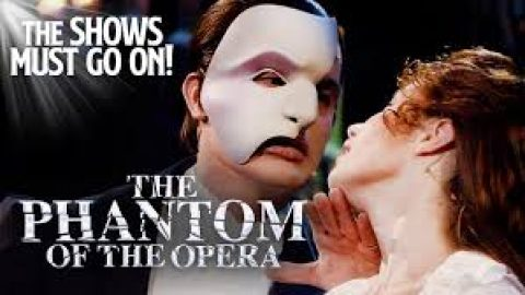 FREE Stream The Phantom of The Opera – FULL STAGE SHOW