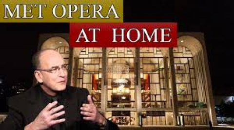 MET OPERA At Home GALA April 25-26