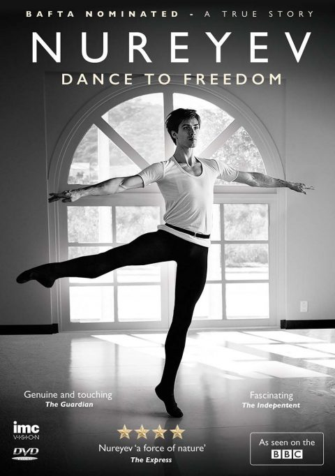 Rudolf Nureyev Dance to Freedom BBC Movie