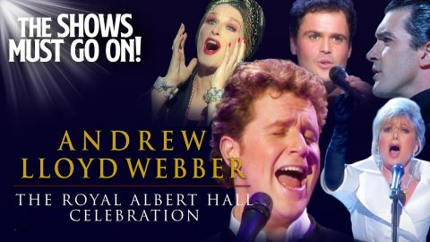 LIVE RIGHT NOW: Andrew Lloyd Webber Royal Albert Hall Celebration – FULL SHOW | The Shows Must Go On
