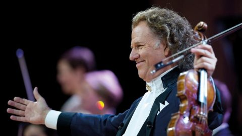 FREE Live Stream Beautiful Evening with André Rieu Love in Maastricht