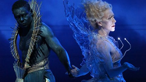 Free Live Stream A Midsummer Night's Dream British Bridge Theatre Fundraiser till July 2nd.