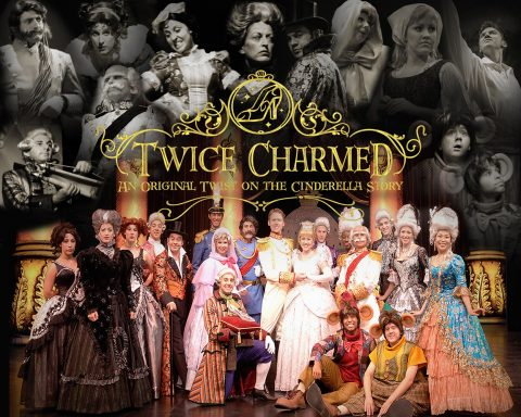 FREE Stream Twice Charmed Musical : An Original Twist on the Cinderella Story