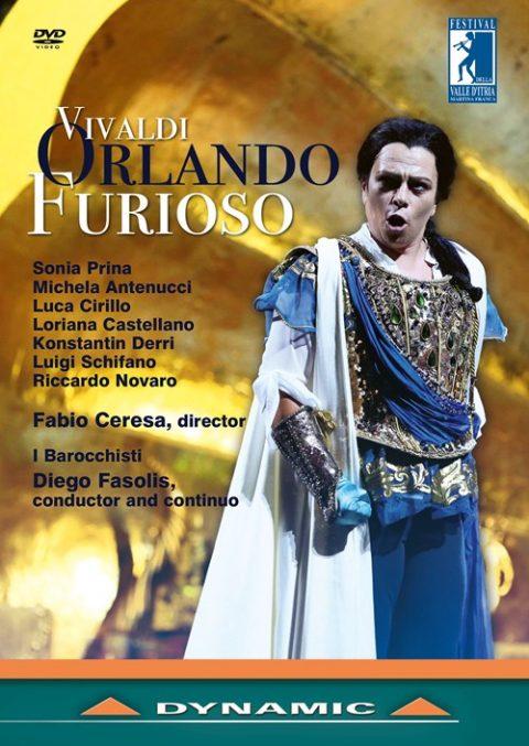 FREE Stream Antonio Vivaldi Orlando furioso (Fasolis/ Ceresa) La Fenice Opera House