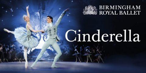 FREE Stream Cinderella Birmingham Royal Ballet