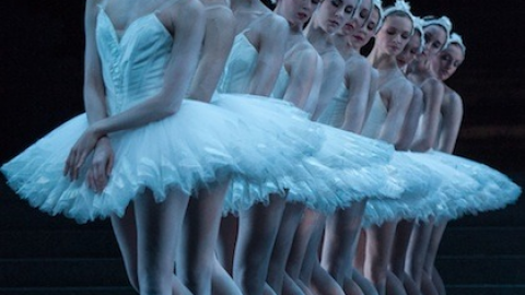 Free Stream. Tchaikovsky: Swan Lake – The Kirov Ballet. Mariinsky Theater